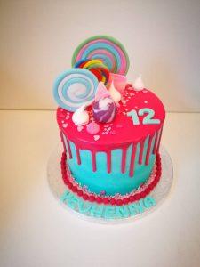 lízatkový dort