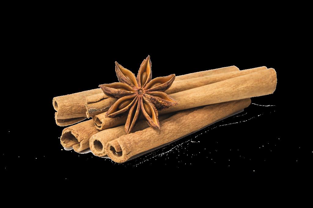 skořice a tajná ingredience