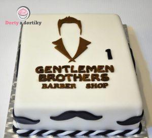Gentleman výročí založení firmy