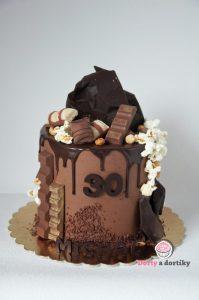 Čokoládová radost k 30