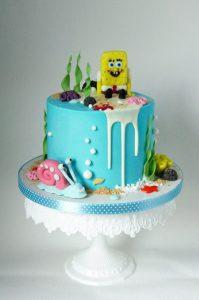 Sponge Bob dort