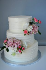 Vroubkový dort