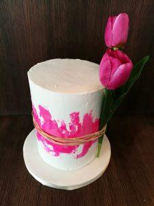 Extravagantní dort