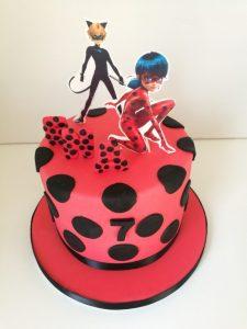 kouzelná beruška dort