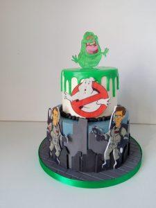 Krotitelé duchů dort