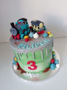 Mašinka tomáš dort