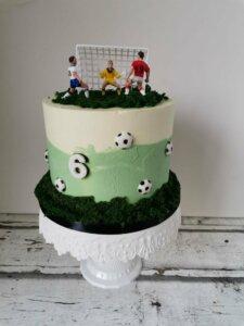 Fobalový dort