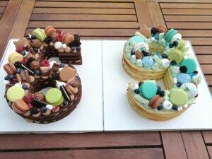 nuber cake