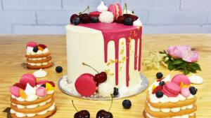 Dorty a dortíky jsou nejlepší volbou milovníků sladkého